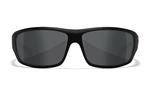 OMEGA Smoke Grey<br />Matte Black Frame