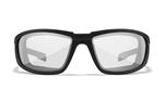 BOSS Clear<br />Matte Black Frame