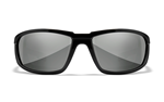 BOSS Grey Silver Flash<br />Matte Black Frame