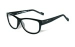 MARKER Clear Lens<br />Gloss Black Frame