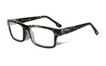 PROFILE Clear Lens<br />Gloss Demi Green Frame