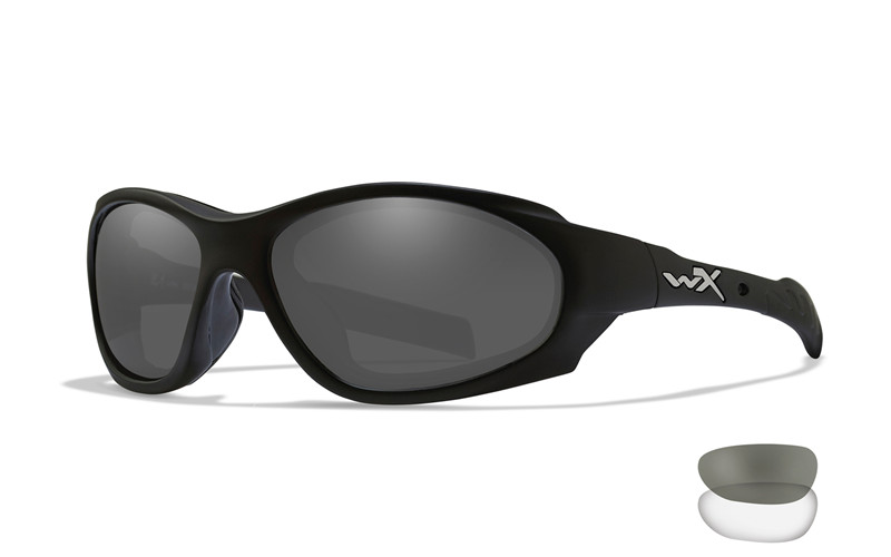 7be45228c6 XL-1 ADV Smoke Clear Matte Black Frame - Wiley X EMEA LLC