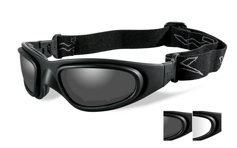 d8a6148ce96 SG-1 Smoke Clear Matte Black Frame - Wiley X EMEA LLC