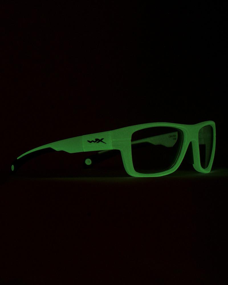 2b6bd01bb3 CRUSH Clear Glow Frame - Wiley X EMEA LLC