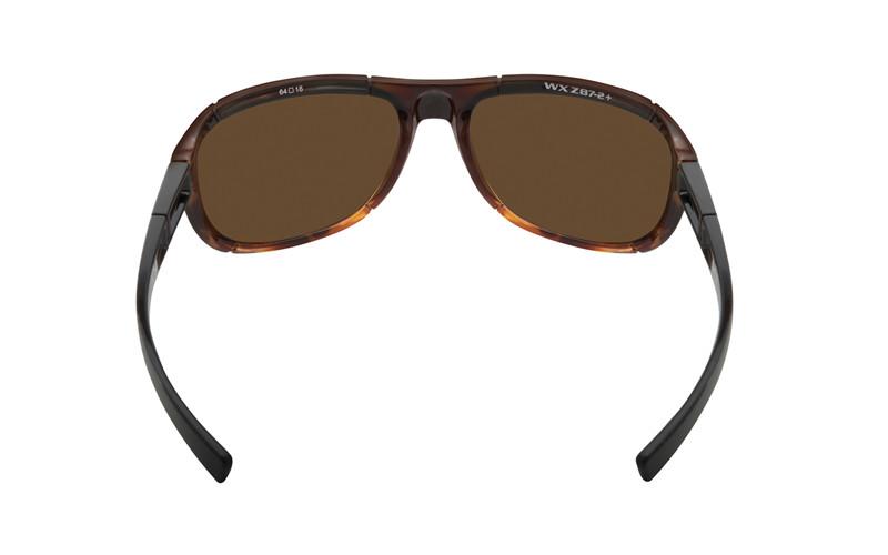 b7c9a60269 ACE Polarized Bronze Gloss Tortoise Fade Frame - Wiley X EMEA LLC