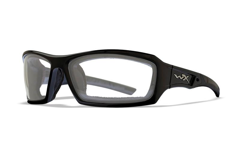 8744a6119fe ECHO Clear Gloss Black Frame - Wiley X EMEA LLC