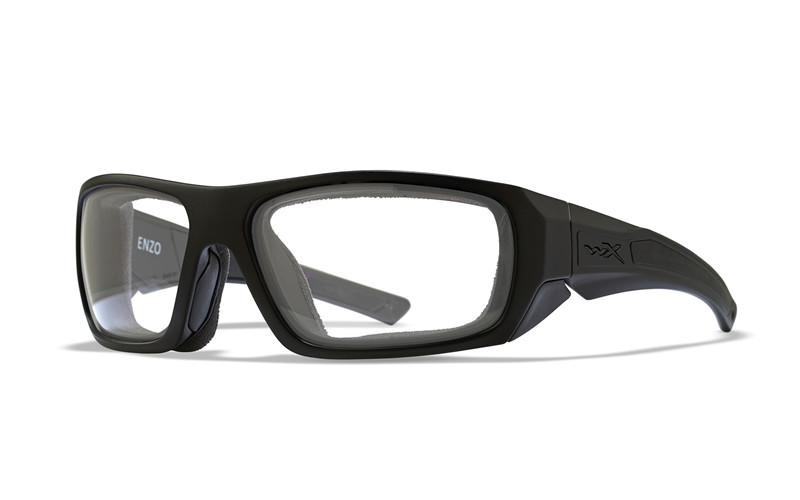 d64b3621640f ENZO Clear Gloss Black Frame - Wiley X EMEA LLC