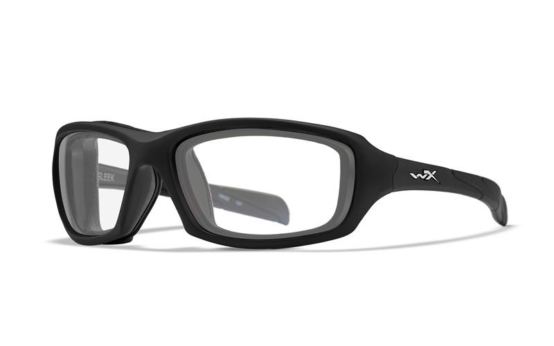 56c8b7aad8f SLEEK Clear Matte Black Frame - Wiley X EMEA LLC