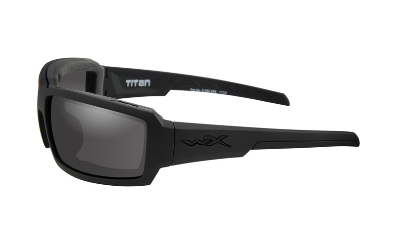 4cb52c3efa8 TITAN Smoke Grey Matte Black Frame - Wiley X EMEA LLC