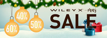 Wiley X-mas Sale