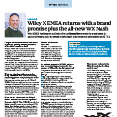 a26ced0dd6 Wiley X EMEA returns with a brand promise plus the all-new WX Nash