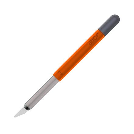 Slice® Præcisionskniv med sikkerhedskappe 10589 Inkl.bladnr 10518   fixed blade Udskif.blad