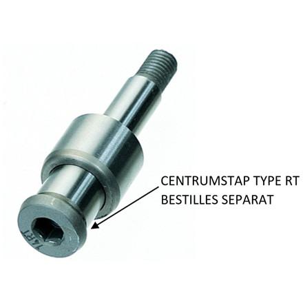 Granlund styrebøsning 12/13R ø20 - 25 mm