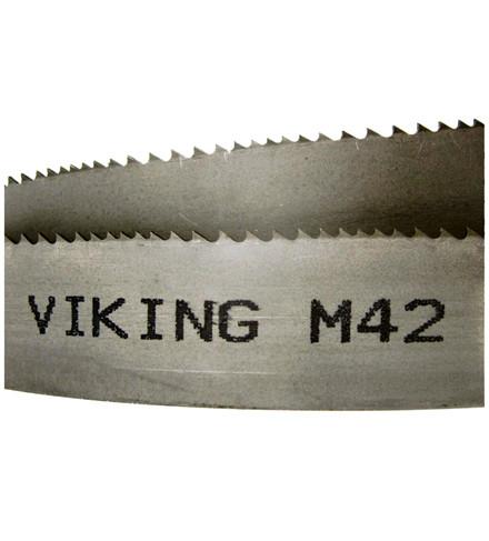 VIKING båndsavblade HSS M42 2450 x 27 x 0,90 x 10 tdr