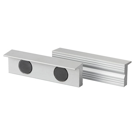 Magnetiske bakker alumimium