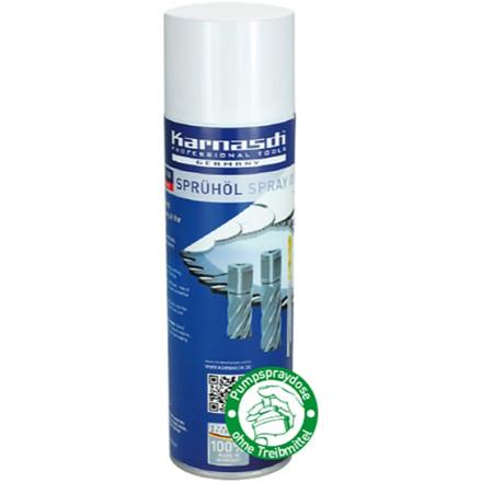 Universal skæreolie spray 500ml Uden drivmiddel