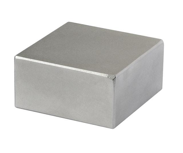 Blokmagneter 25x10 - 50x50 mm Neodymium