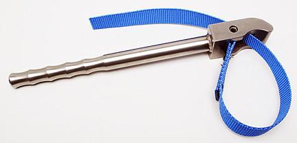 """Rustfri stropnøgle ½"""" firkantet drive 12"""" (300mm) og 16"""" (400mm)"""