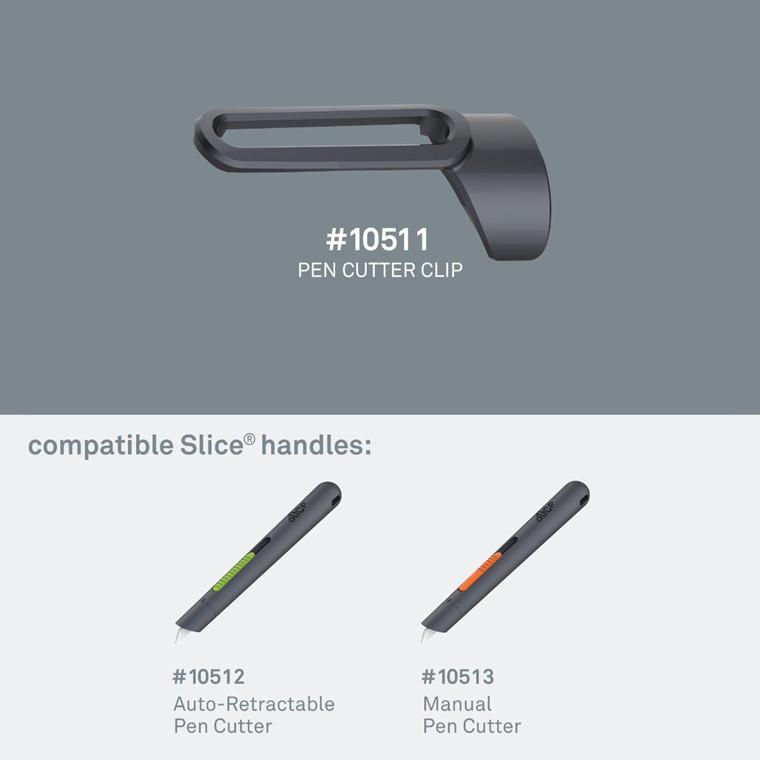 Slice Lommeklips til penkniv 10511 Passer til  nr 10513 + 10512