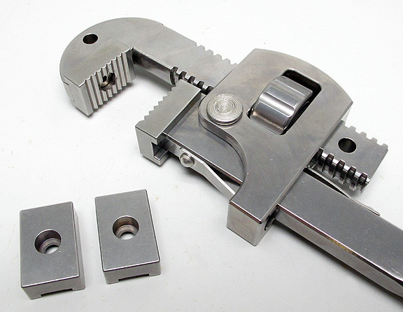 """Rustfri rørtang 12"""" (300mm) og 18"""" (450mm)"""