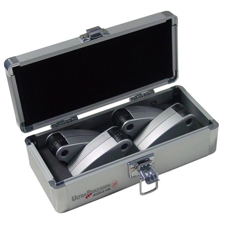 Tech-Line foldeluppe i kuffert 4 stk. 6X / 10X / 15X / 20X forstørrelse