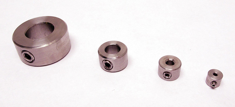 "Rustfri bor stop 1/16"" (0,0-0,06"" 0-0,1,5mm) - 9/64"" (0,12-0,14"" 3,2-3,5mm)"