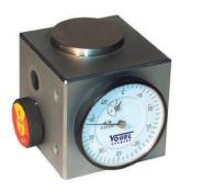 Vogel Z - toolsetter  m/magnet aflæsning 0,01 mm