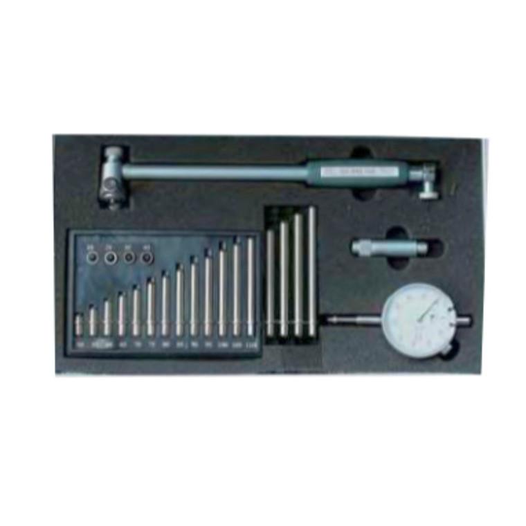MIB cylindermålere inkl. måleur, måleområde 6-450 mm. Flere varianter.