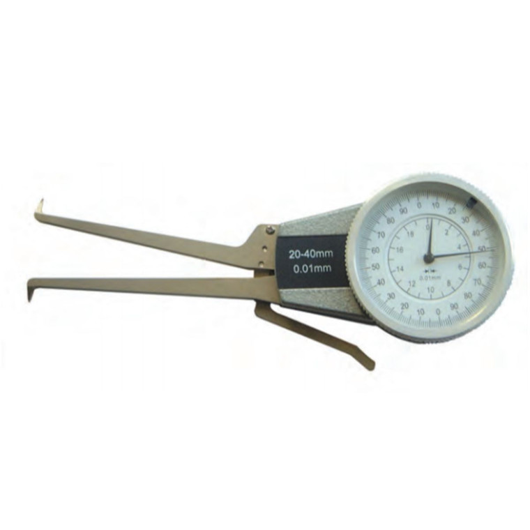 MIB hulmåler analog, måleområde 5-60 mm. Flere varianter