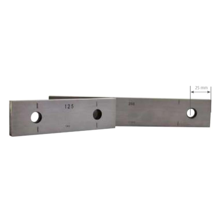 MIB Lange måleklodser 125-1000 mm grad 0 og 1