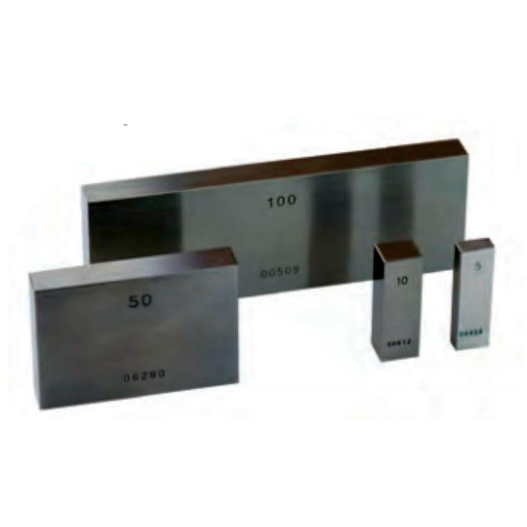 MIB måleklodser grad 0 og grad 1 - 0,5-100 mm sælges stykvis