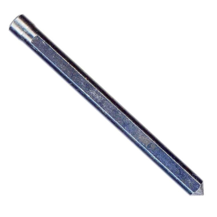 Powerbor udstøder, kort 6,35x72 mm passer til M2 Ø13-65 mm x 25