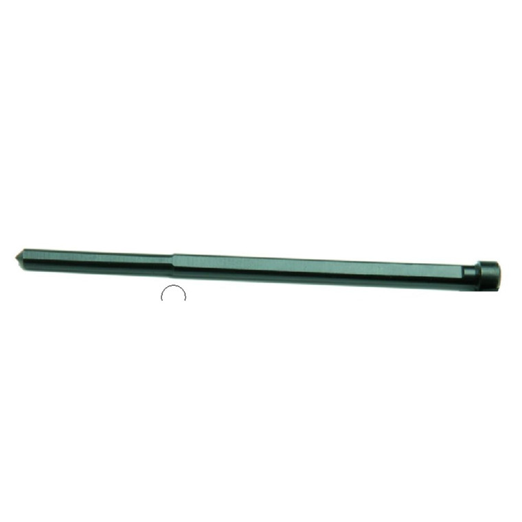Powerbor udstøder, lang 4,7 x 96 mm Passer til M2 Ø12 mm x 50