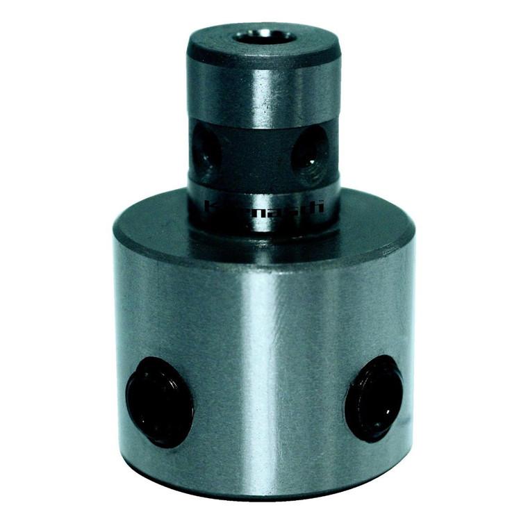 Adapter med udvendig Fein Quick-In og indvendig weldon 19(3/4'')