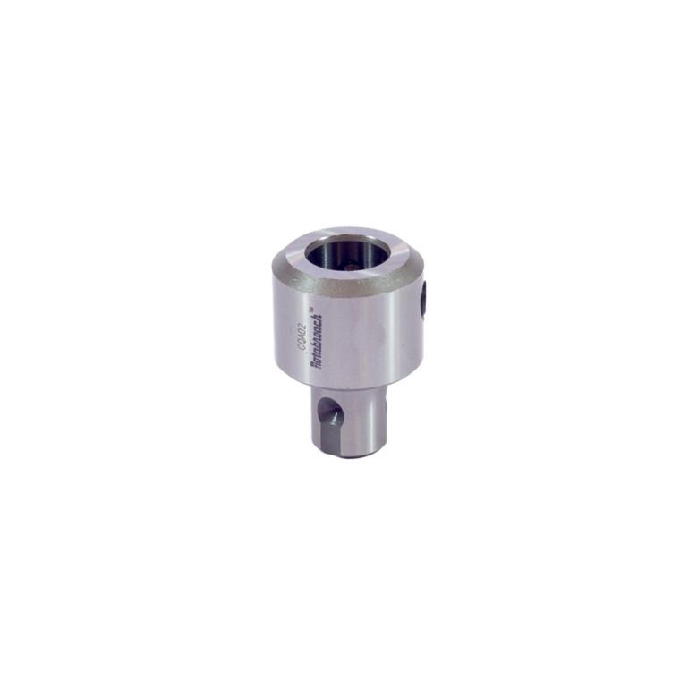 Adapter med udvendig nitto/weldon og indvendig weldon 19(3/4'')