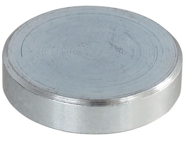 Lave pottemagneter forzinket Ø6 - Ø32 mm Neodymium