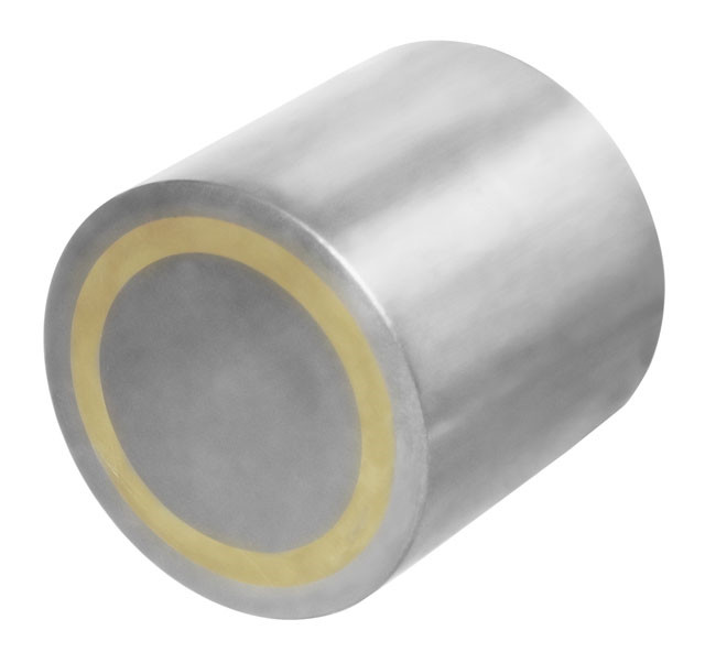 Høje Pottemagneter forzinket  Ø6 - Ø25 mm AlNiCo