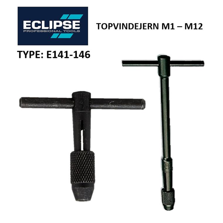 Eclipse topvindejern 50 mm - 245 mm