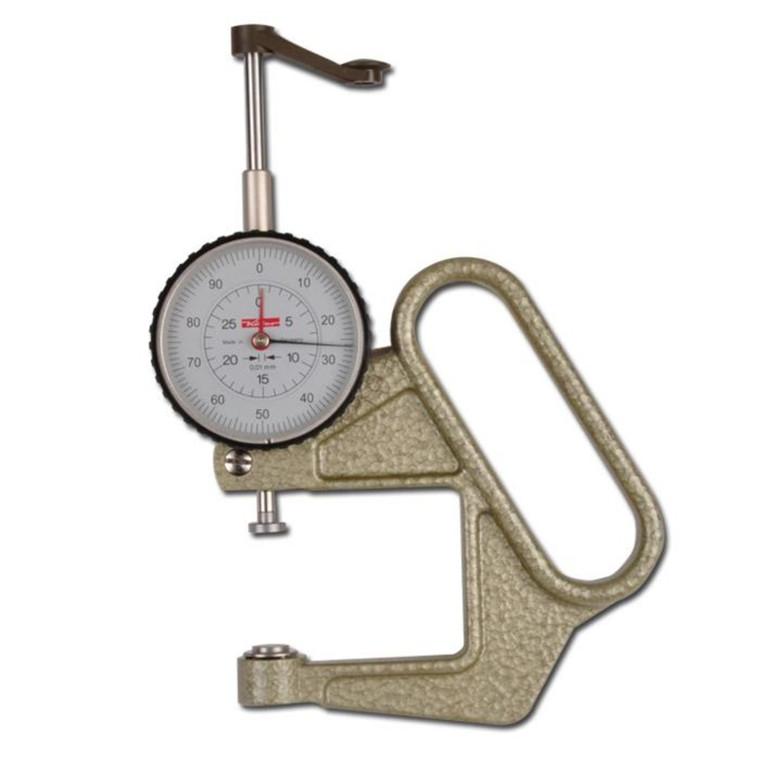 Käfer tykkelsesmåler 0,01 mm, 0-30 mm Måletast ø 10 mm, J50/30