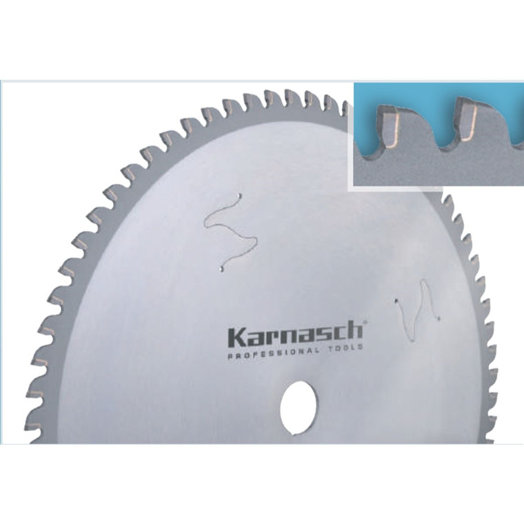 Karnasch HM klinge til rustfri 355 x 25,4 x 2,2/1,8 84Z