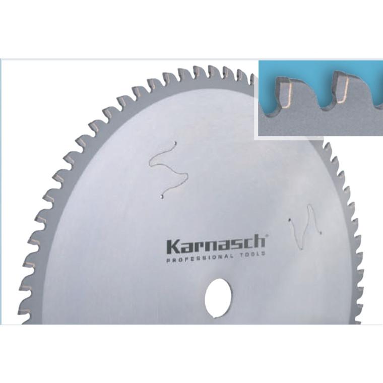 Karnasch HM klinge til rustfri 230 x 30X25,4 x 2,0/1,6 56Z