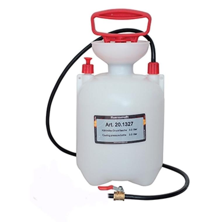 Kølemiddelstrykflaske 3,0 ltr