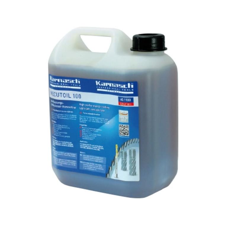 Skæreolie vandblandbart 2,5 / 10 ltr.