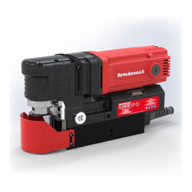 Rotabroach Magnetboremaskine Element E50 Lav Profil. Serie nr.:
