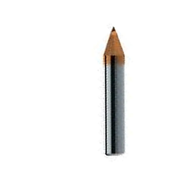 Magafor HM gravørfræser 60º 8560-H, 0,05-0,20 mm, Hard'X belagt