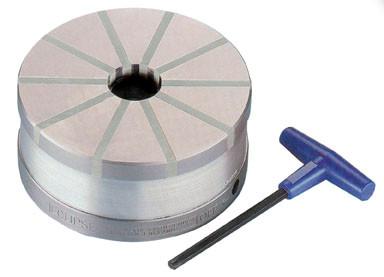 Magnetplan i højeste kvalitet med radial pol