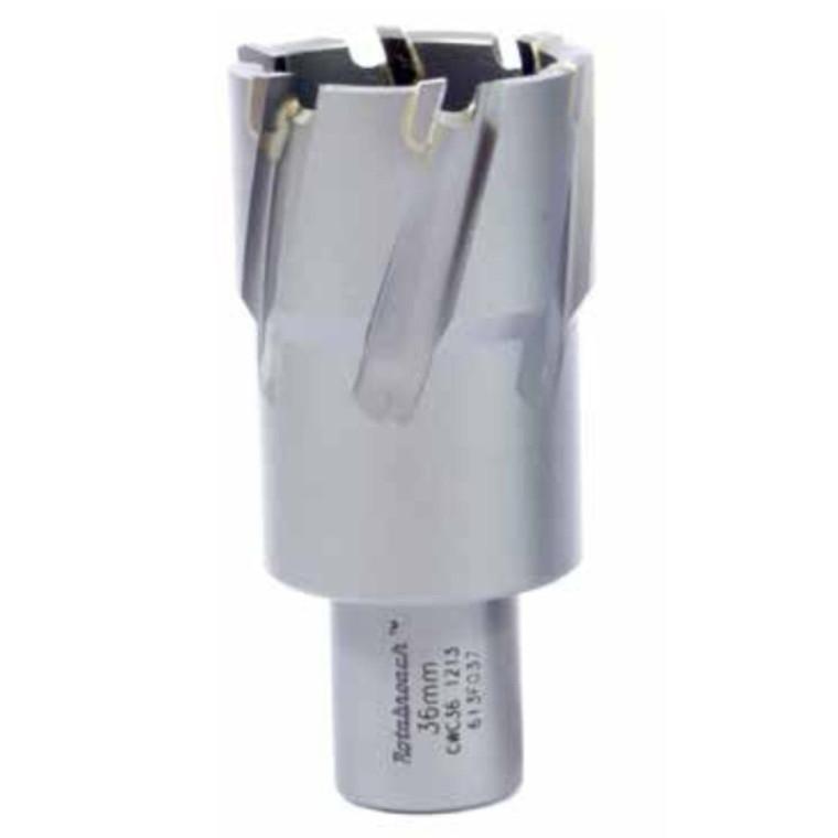Hårdmetal kernebor kort 40 mm skæredybde RAPTOR TCT