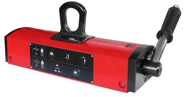 Løftemagneter til tyndplader Løfteevne 75 - 400 kg