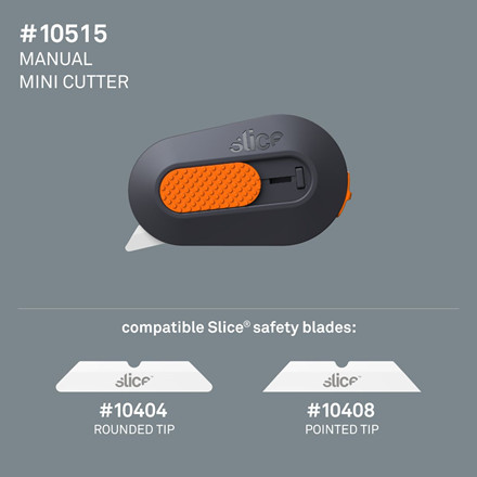 Slice® Standard minikniv 10515 Inkl.bladnr. 10404  Udskiftbart blad.