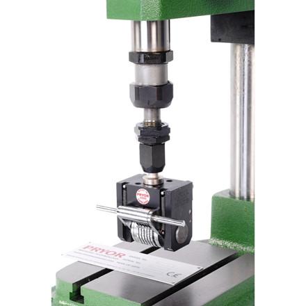 Pryor pneumatisk presse inkl. fodkontakt 600kg - 6000kg